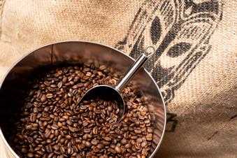 Kaffeebohnen Blend