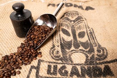 Röstkaffee Uganda